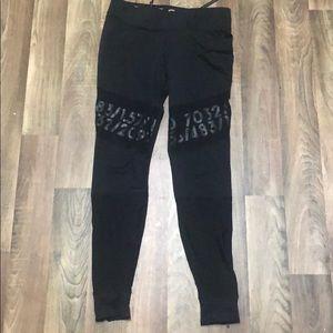 H&M Black Numeric Sports Pants